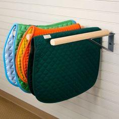 Blanket Holder/ saddle pad holder.