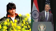 SRK to US President Barack Obama: Next time 'Chaiyya Chaiyya' for sure Read more at:http://bit.ly/1CxzmSA