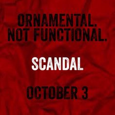 #ScandalBack Scandal Tv Series, Scandal Quotes, Best Tv, Tv Shows, Daddy, Life, Fathers, Tv Series