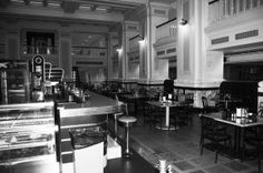 Harvey House Kansas City, MO Union Station Harvey House, Harvey Girls, Lunch Room, Union Station, Family Album, Historical Pictures, Genealogy, Kansas City, Restaurants