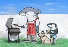 Lanny BBQ by RobtheDoodler on deviantART