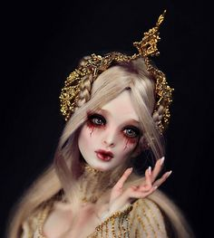 True Dolls — #bidoll #helloween #doll #bjd #art par Rafael Nuri