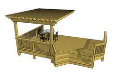 Free deck plans 1L045