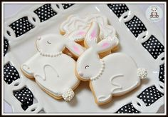 Top 18 Easter Cookie Decor Designs – Best Easy Snack Food For Cheap Party Project - Homemade Ideas (15)