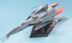 """Space Battleship Yamato - EX Model COSMO TIGER II by Bandai. $79.76. It appears from the """"Farewell to Space Battleship Yamato. Weight: 0.222kgs Package Size: 5cm x 30cm x 23cm"""