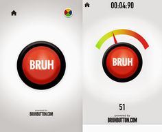 Bruh Button App by BRUH INC. Humorous Apps.
