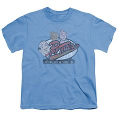 "Checkout our #LicensedGear products FREE SHIPPING + 10% OFF Coupon Code ""Official"" Archie Comics / Pop Tate's - Short Sleeve Youth 18 / 1 - Archie Comics / Pop Tate's - Short Sleeve Youth 18 / 1 - Price: $29.99. Buy now at https://officiallylicensedgear.com/archie-comics-pop-tate-s-short-sleeve-youth-18-1"