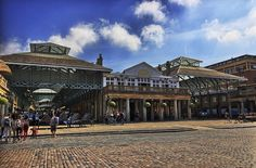 The Sights and Sounds of Covent Garden