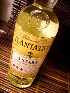 Plantation Three Stars White Rum | A Mountain Of Crushed Ice