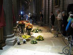 Gravesite of Princess Grace of Monaco