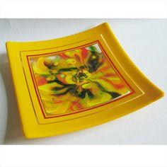 Screen Melt Plate - by D.Keating. Delphi Artist Gallery