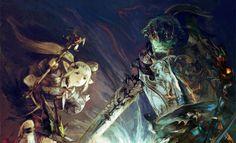 Final Fantasy XIV nos muestra sus próximos #contenidos en imágenes