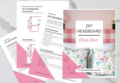 DIY Upholstered Headboard OPT IN