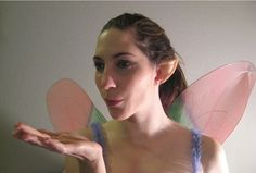 """Elf Ears, custom-made in silicone rubber Tutorial for making custom- """"just for you"""" pointed ears. Halloween Makeup, Halloween Fun, Halloween Costumes, Pictures Of Elves, Elf Cosplay, Cosplay Ideas, Skin Line, Elf Ears, Pointed Ears"""