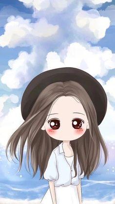Hình nền điện thoại, Avatar đẹp- Ảnh Chibi dễ thương, cute đáng yêu nhất