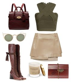 """""""Untitled #38"""" by jelenavucetic13 ❤ liked on Polyvore featuring Helmut Lang, Jonathan Simkhai, Chloé, Mulberry, Betsey Johnson, Burberry, women's clothing, women's fashion, women and female"""
