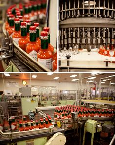 McIlhenny Company (Tabasco Factory) I remember taking a field trip here, and not liking the smell, lol