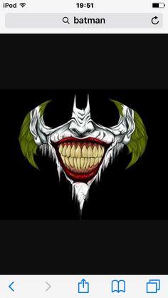 batman logo with Jack mouth Hard Transparent Case for iPhone 7 7 Plus 6 Plus 5 SE 4 Batman Logo, Joker Batman, Kodak Moment, Joker And Harley Quinn, 7 And 7, Funny Design, 6s Plus, Art Drawings, Iphone Cases