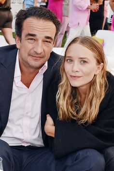 Mary-Kate Olsen And Olivier Sarkozy Got Married!