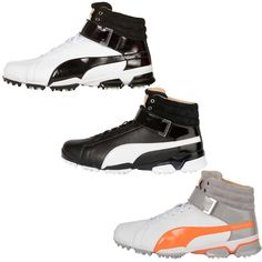a4cf96b7104ebc PUMA Titantour Ignite High-Top Golf Shoes Select Your Color   Size