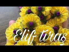 33 video pileli yelpaze yapımı 20 mm organze elif tıraş - YouTube Organza Flowers, Diy Flowers, Floral Hoops, Good Foods For Diabetics, Fantasy Landscape, Flower Tutorial, Flower Patterns, Ribbon, Make It Yourself