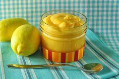 Citromkrém - Lemon curd (paleo)
