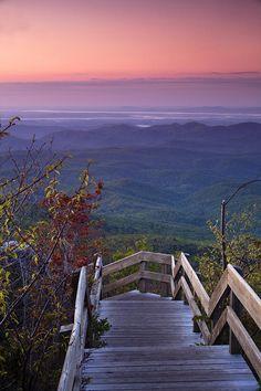Blue Ridge Morning Photograph