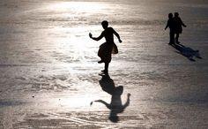 Dancing on ice, Afghanistan