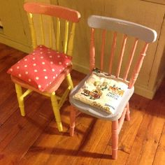 Children's chairs
