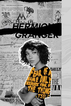 Hermione Granger - My best design list Graphic Design Posters, Graphic Design Inspiration, Graphic Art, Illustration Photo, Photography Illustration, Collage Design, Photocollage, Fashion Collage, Design Graphique