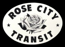 Rose City Transit - they couldn't make bus travel pay back in the 60/70's any more than Tri-Met can today.