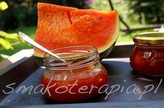CUD MIÓD z ARBUZA - Smakoterapia Dairy Free, Gluten Free, Cantaloupe, Watermelon, Paleo, Honey, Food And Drink, Fruit, Recipes