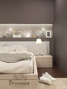 Дизайн спальни. Спальня