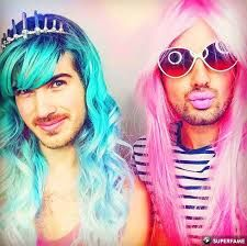 Image result for joey graceffa and daniel christopher