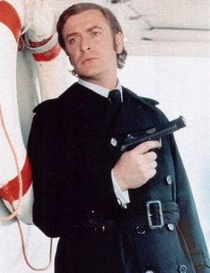 Michael Caine as Jack Carter in Get Carter (1971)