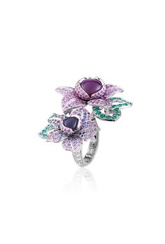 VAN CLEEF & ARPELS Makis ring, Les Voyages Extraordinaires™ collection