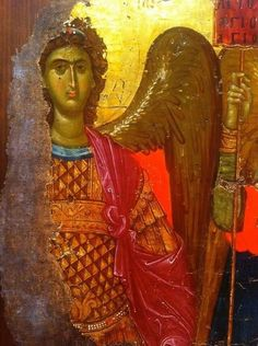 Фотография Order Of Angels, Medieval World, Byzantine Icons, Best Icons, Saint Michel, Archangel Michael, Angels And Demons, Art Icon, Orthodox Icons