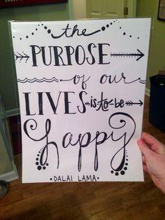 Dalai Lama quote print on Etsy, $12.00  #Dalai #Lama #Quotes