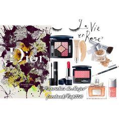 """La vie in rose Dior"" by shopglam77 on Polyvore"
