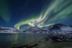 Star Painting, Aurora, Northern Lights, Nature, Travel, Scenery, Naturaleza, Viajes, Destinations