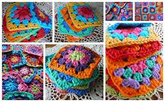 This a simple crochet baby hat in preemie and new born sizes, beginning with the same basic crown pattern which I first made for the Pomp. Crochet Afgans, Crochet Granny, Crochet Yarn, Easy Crochet, Crochet Stitches, Crochet Patterns, Crown Pattern, Crochet Blocks, Crochet World