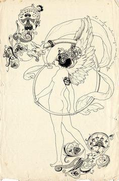 Weird and Wonderful: fairy-tale illustrations by Sveta Dorosheva