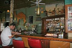 Enid's bar. Brooklyn.