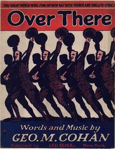 Over there. From Duke Digital Collections. Collection: Historic American Sheet Music. Plate no.:  3751-2.