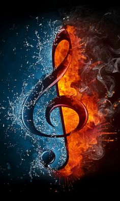 Fire or ice music