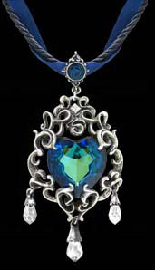 Princess Eugenie's Blue Heart Diamond