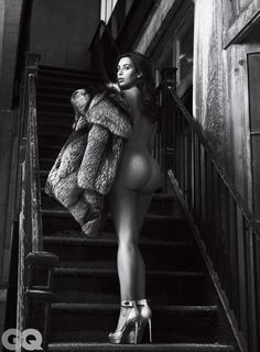 Kim Kardashian West in Her Sexy GQ Photo Shoot Photos | GQ