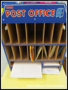 Post Office Writing Center