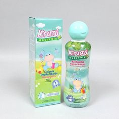 Arrurru New Born Cologne for Babies Hypoallergenic 7.4 oz (3-Pack)