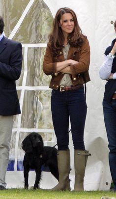 Kate Middleton has a Boykin spaniel? I knew she had good taste.